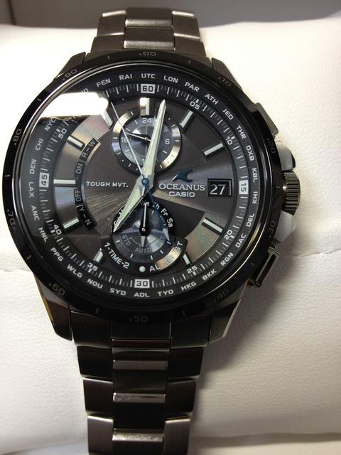 超かっこいい時計買ったったwwwww(画像あり)