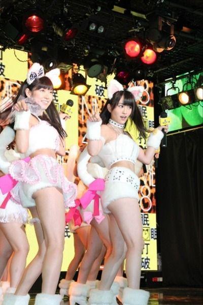 【画像】 NMB48のハミケツキタ━━━━(゚∀゚)━━━━!!